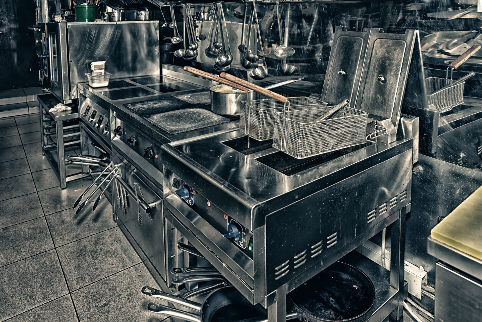 Commercial Kitchen Servicing Solutions