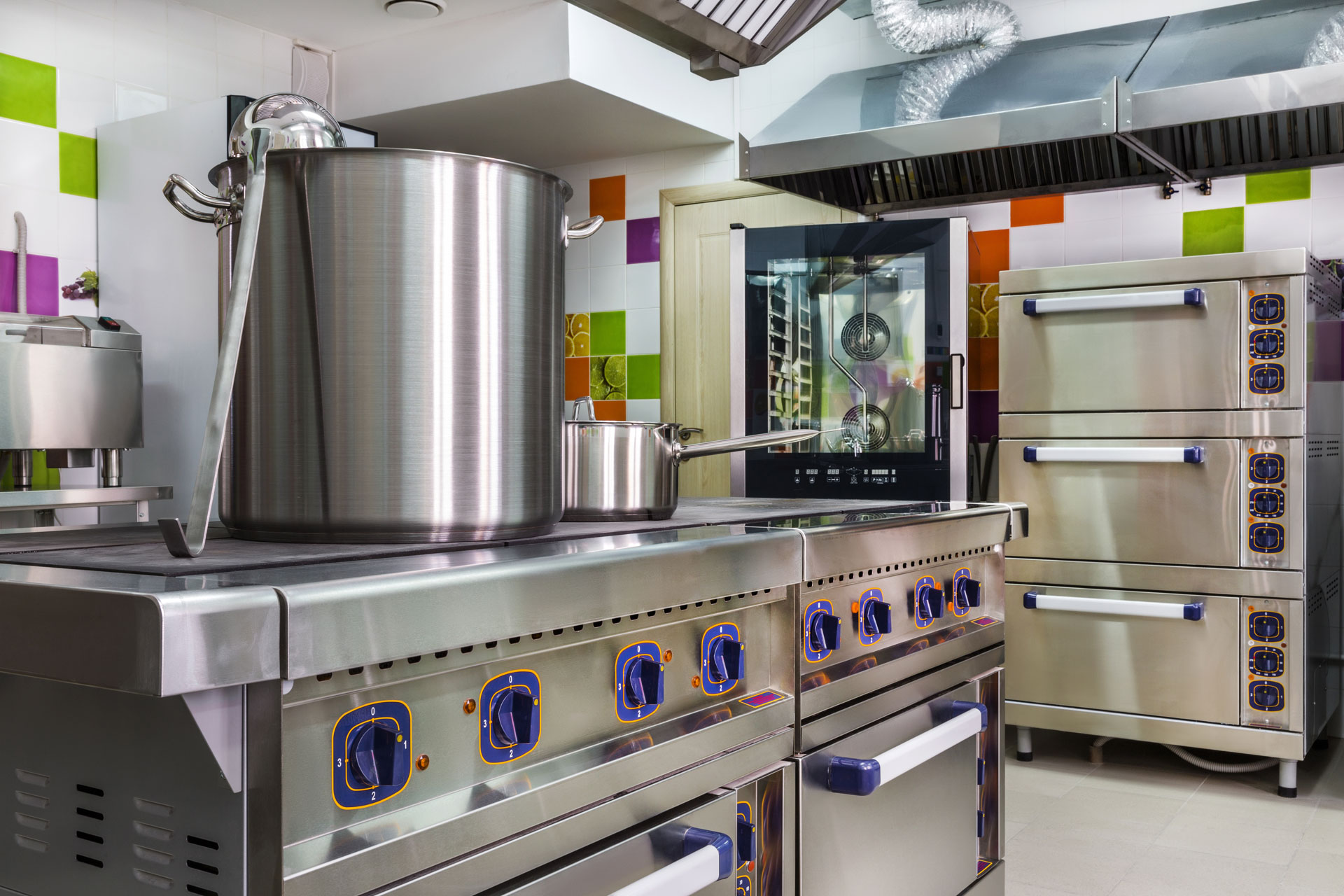 Five Ways to Avoid Commercial Kitchen Fires